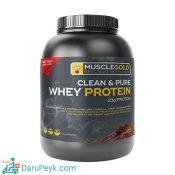 پودر پروتئین وی کلین اند پور ماسل گلد Muscle Gold Clean & Pure Whey Protein